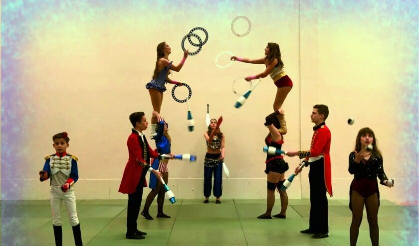 <p>Een breed scala aan circusdisciplines komt voorbij in de circuslessen van Circusschool Pinilotta, vanaf maandag 26 oktober in De Grote Beemd in de Reeshof.&nbsp;</p>