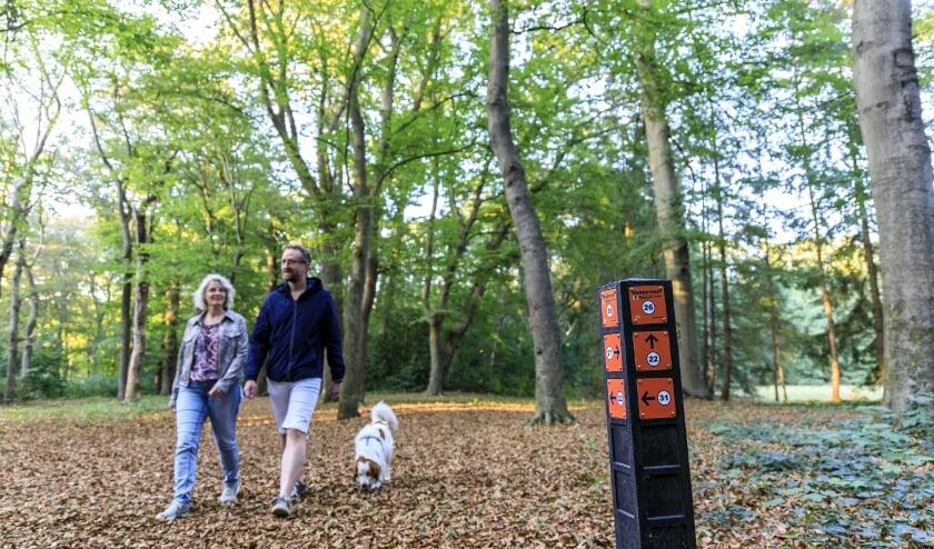 <p>Het Wandelnetwerk Kromme Rijnstreek is officieel geopend.</p>