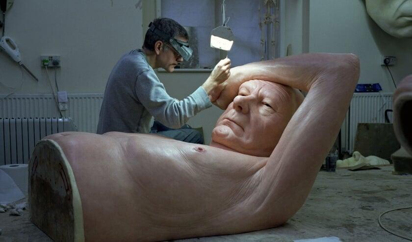 <p>Still Life&rsquo;, een portret van kunstenaar Ron Mueck. </p>