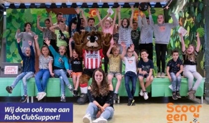 <p>Bibliotheek Veldhoven heeft ook deelgenomen aan Rabo ClubSupport 2020.&nbsp;</p>