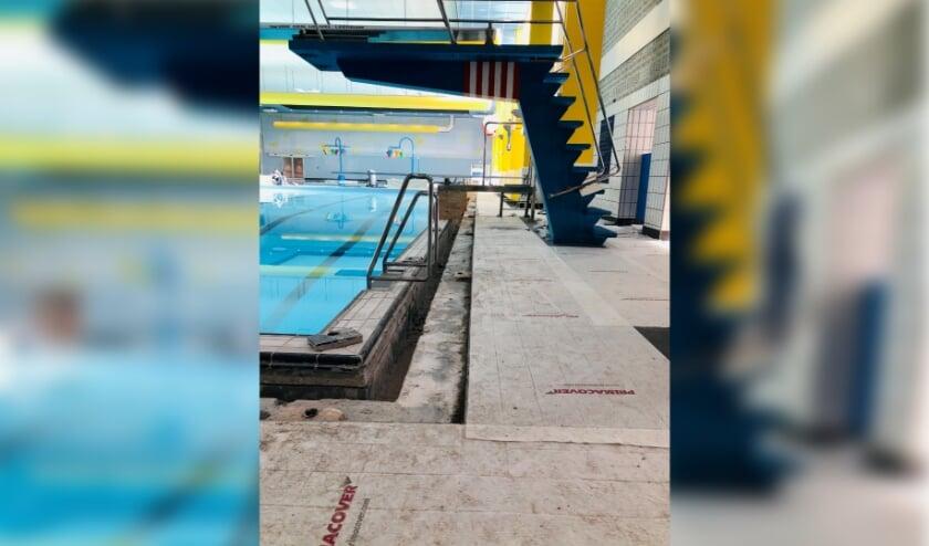 <p>Het Twentebad is bijna weer klaar voor de toekomst.</p>