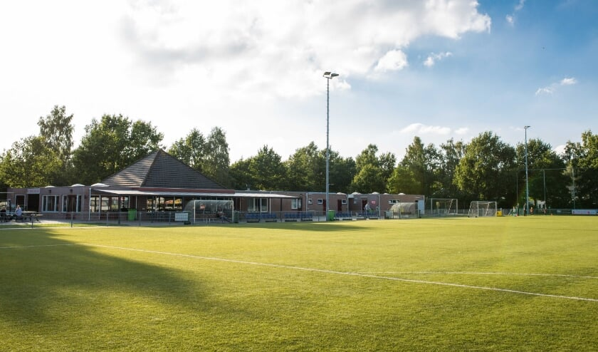 <p>Een stil sportpark van VV Hulshorst. (Foto: Willemien van Duinen)</p>