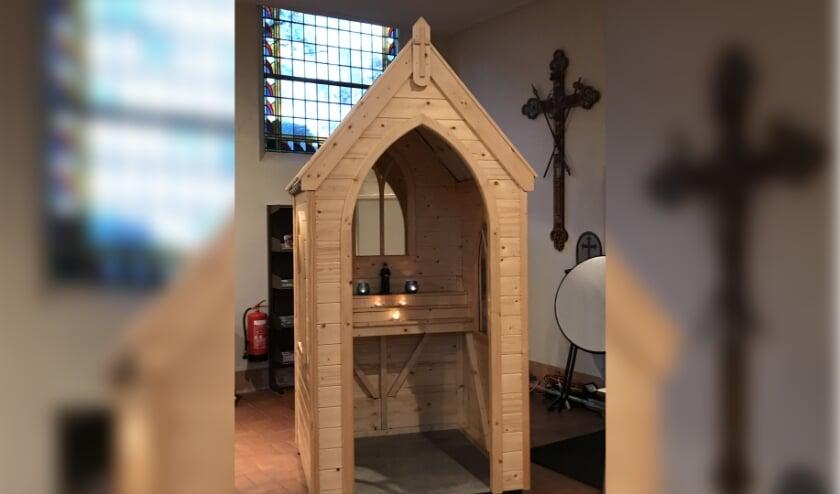 de Ovezandse mobiele kapel
