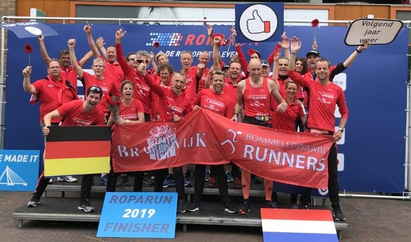 <p>De Brandwijk Bommelerwaard Runners hebben een fantastisch bedrag gedoneerd aan Stichting Hospice De Samaritaan. De 70.000 euro wordt benut voor het interieur van het hospice.</p>