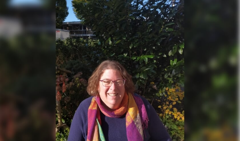<p>Vivianne Hegge is is &eacute;&eacute;n van de organisatoren van Praat Lokaal Autisme</p>