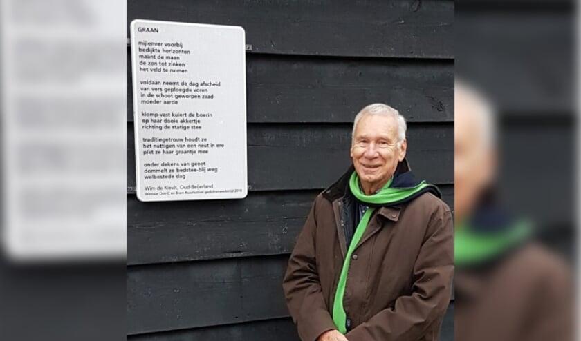 <p>Wim de Kievit, de huidige Dichter van de Hoeksche Waard stopt. Er wordt gezocht naar een opvolger.&nbsp;</p>
