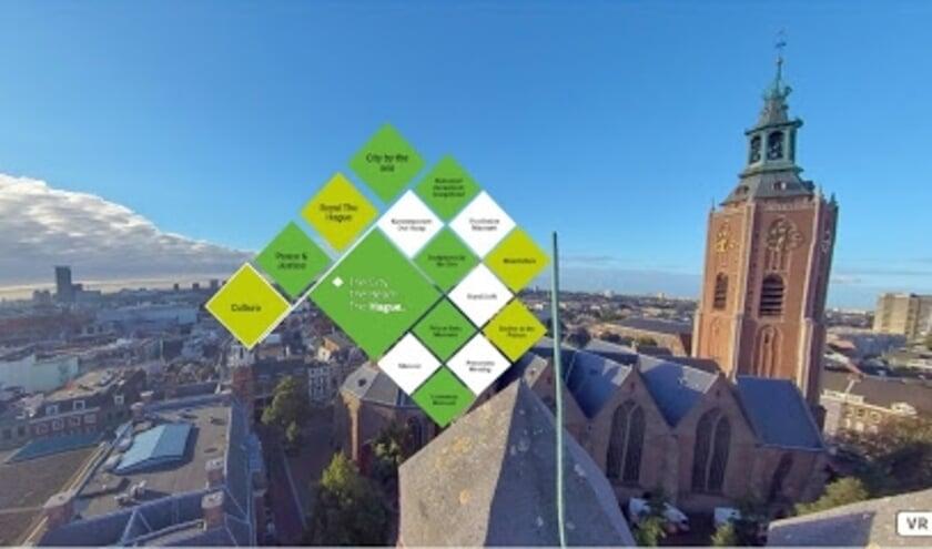 <p>Het Vredespaleis en meer Haagse iconische plekken gaan open voor publiek. Dat wil zeggen: zij zijn te bezoeken via een nieuw virtual reality platform op denhaag.com/vr.&nbsp;</p>
