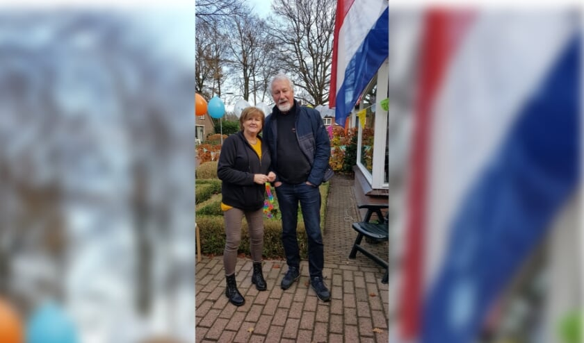 Jannie en Hartger v.Nijhuis