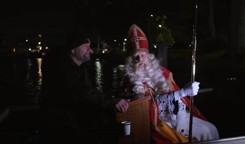 <p>Still uit de korte Sinterklaas-film Sinterklaas heeft een dagje vrij.</p>