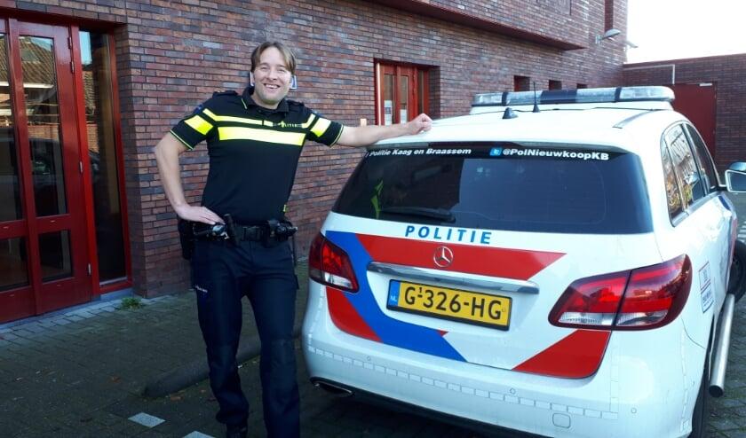 <p>Teamchef Maarten van Mierlo: &lsquo;Een risicovolle situatie hoor, als een collega in deze coronatijd een reanimatie moet doen.&rsquo;</p>