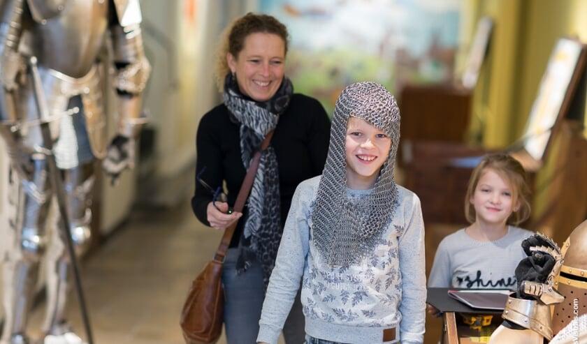 <p>Museum Helmond mag zich het kindvriendelijkste museum van Nederland noemen.&nbsp;</p>