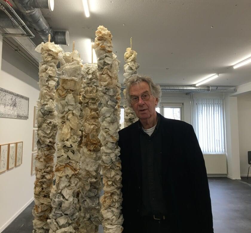<p>,,We zijn erg blij met deze tentoonstelling'', zegt Koos Hoogland, directeur/bestuurder van EICAS.</p>
