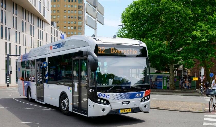 Zero emissie bus.