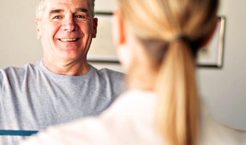 <p>Verwacht je meer fysiotherapie in het komende jaar? Pas dan eventueel je zorgverzekering daar op aan.</p>