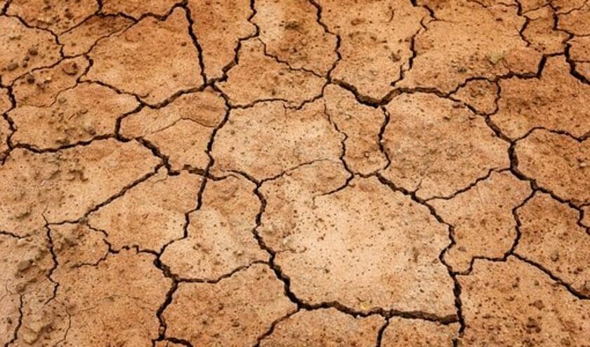 <p>Door droogte is er nog te weinig water. FOTO: Pinterest.</p>