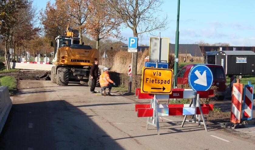 <p>De Thematerweg. (Foto: Johan Maaswinkel)</p>