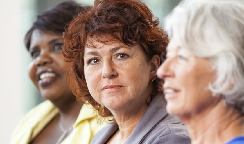 <p>1 op de 7 vrouwen krijgt borstkanker. De meesten zijn ouder dan 50 jaar. FOTO: Studio Oostrum.</p>