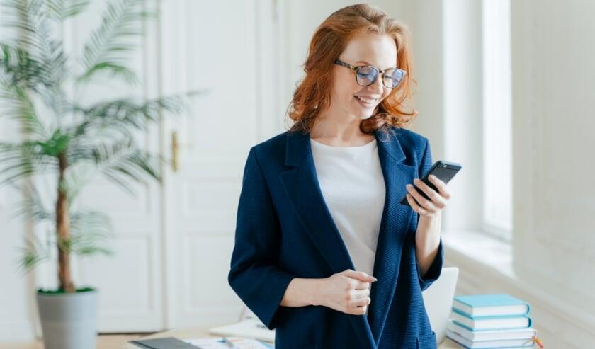 <p>&#39;E-mail arriveert direct en de pati&euml;nt ziet het bericht op het moment dat hij of zij zelf kijkt.&#39; (Foto: Shutterstock.com)</p>