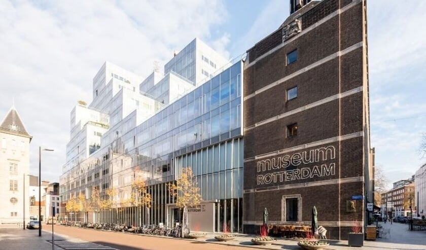 <p>Museum Rotterdam in het Timmerhuis. (Foto: Lotte Stekelenburg)</p>