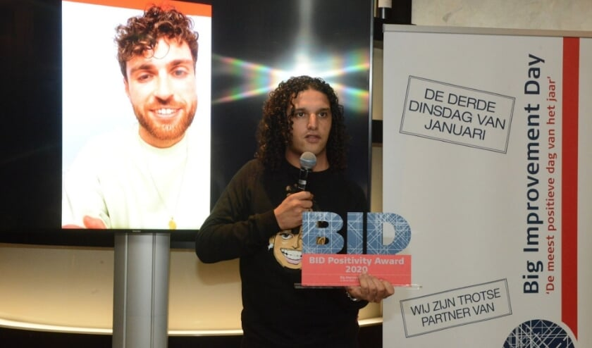 <p>Ali B. is de voorzitter van de vakjury&nbsp; van de BID Positivity Awards.</p>