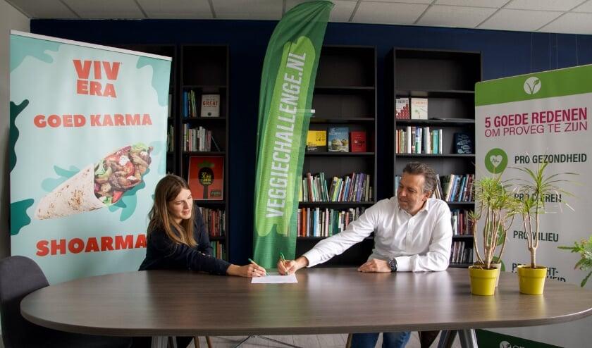 <p>Vivera is een partnerschap aangegaan met ProVeg. De promotie van de Veggie Challenge komt op 40 miljoen verpakkingen.</p>