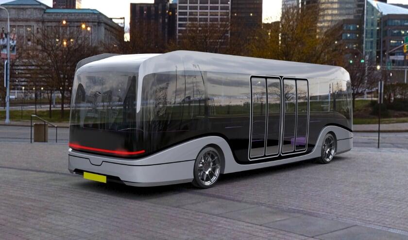 <p>De autonome of zelfrijdende bus.</p>