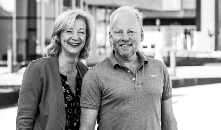 <p>Karin en Patrick Jansen Verkeersbureau Zorg. (Foto: PR)</p>
