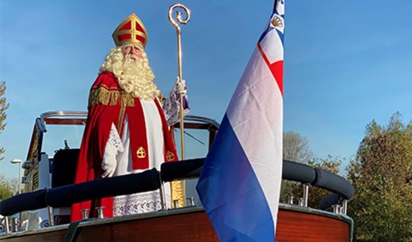 <p>Sinterklaas is in Zwijndrecht te zien in een vierdelige serie video&#39;s op YouTube. (Foto: pr)</p>