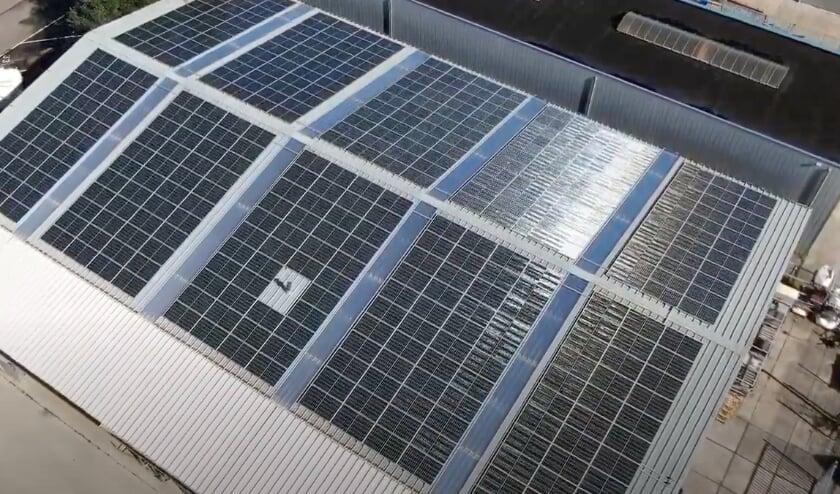 <p>U kunt meedenken over duurzame energie. Foto uit archief ter illustratie van zonnepanelen.</p>