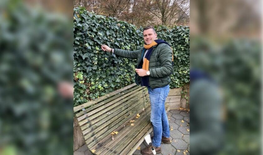 <p>Pieter Trap, wijkregisseur gemeente Ermelo: &#39;&#39;Doe jij mee met je straat, buurtje, woonblok of hofje?&#39;&#39;</p>