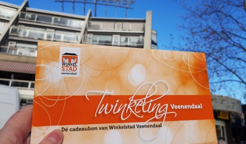 <p>Een twinkeling winnen bij winkelcentrum Scheepjeshof in Veenendaal: wie wil dat nou niet?</p>