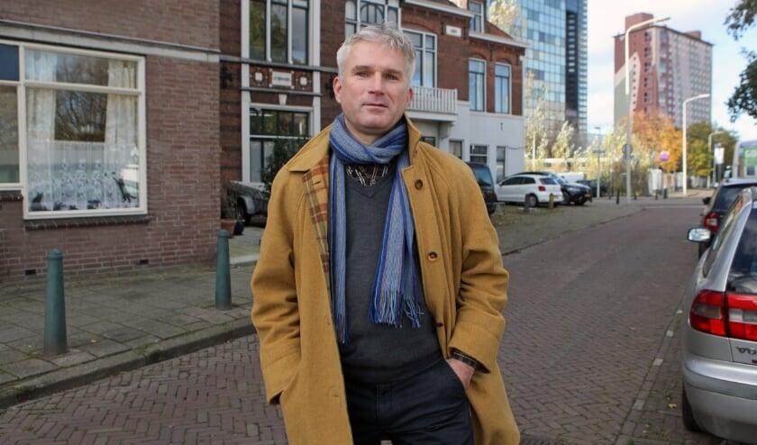 <p>Als kind bezocht Victor Laurentius zijn oom in Den Haag (Foto: Peter van Zetten)</p>