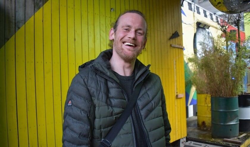 <p>Bijna een jaar geleden, Rotterdammer van de Week Patrick van der Jagt (Caveman010).</p>