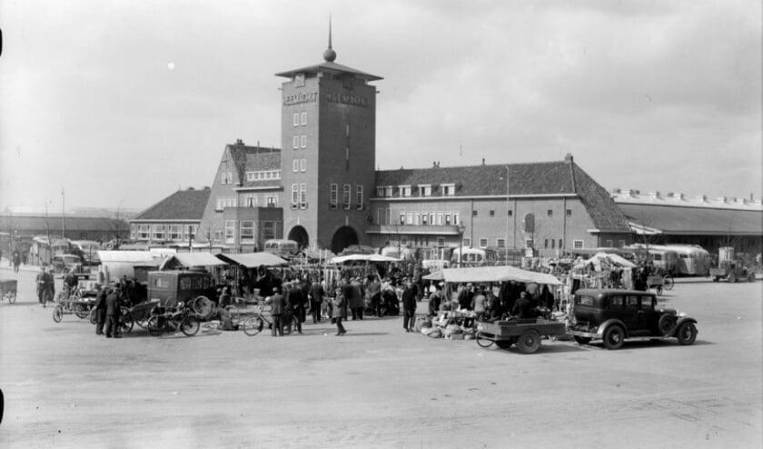 <p>Nu een congresgebouw, maar &#39;1931&#39; was vroeger de plek waar in Den Bosch het vee verhandeld werd.</p>