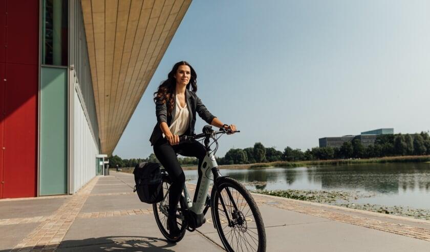 """<p>Inwoners kunnen een e-bike reserveren via <span cstyle=""""Paginakleur"""">www.sjees.nl/probeereenebike</span>. De actie loopt tot en met voorjaar 2021.</p>"""