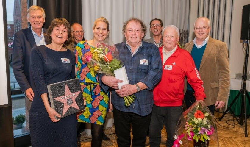 <p>Vorig jaar werd Harry van Dijk verkozen tot vrijwilliger van het jaar.&nbsp;</p>