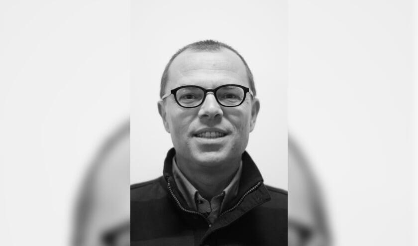 <p>Eric van Doren, fractievoorzitter GBV.</p>