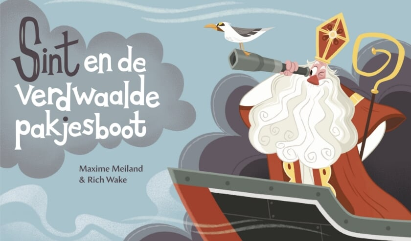 Het boek dat Maxime Meiland heeft geschreven. Foto: PR