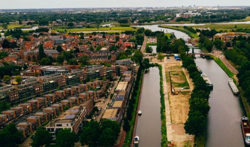 <p>De toekomstige woningen op het nu nog vrijwel kale Sluiseiland vormen een mooie aanvulling op het bestaande woningaanbod.</p>