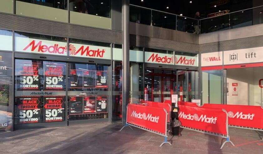 <p>De vernieuwde MediaMarkt-winkel &#39;MediaMarkt Utrecht The Wall&#39; is afgelopen vrijdag officieel geopend. Foto: MediaMarkt Utrecht The Wall&nbsp;</p>