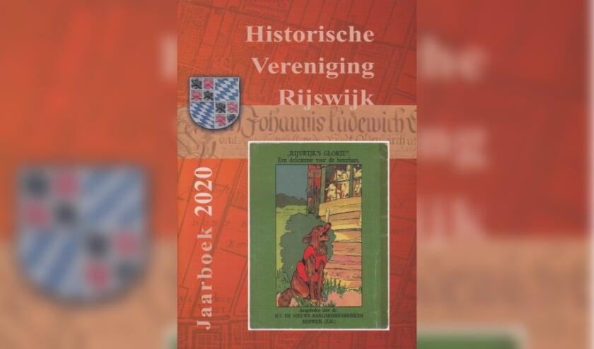 <p>Het nieuwe jaarboek van de Historische Verenging Rijswijk.&nbsp;</p>