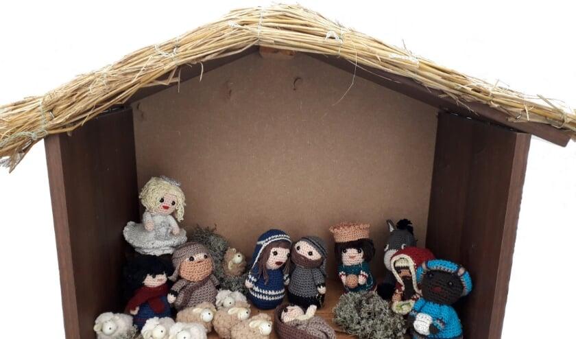 <p>Vindt u het ook leuk om uw kerststal of meerdere kerststalletjes te laten zien? Doe dan mee aan de Kerststalroute. Foto: Karin de Wit </p>