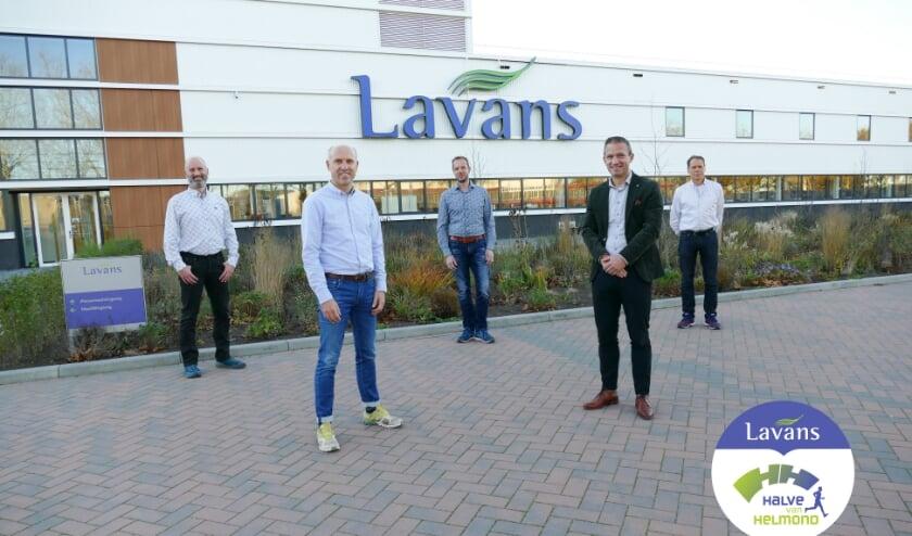 <p>Lavans is de nieuwe hoofdsponsor van de Halve van Helmond.</p>