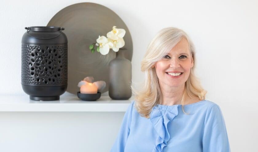 Therapeut Erna Snellen.