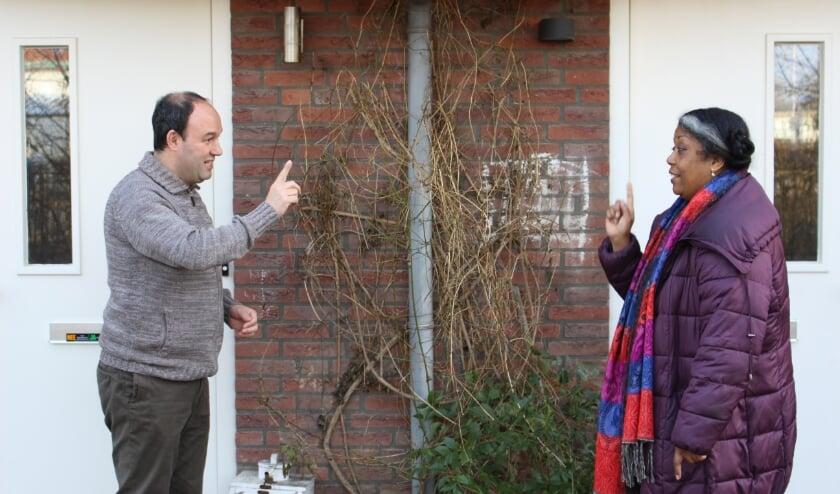 <p>Volgens Franken is het makkelijker om &oacute;ver de buren te praten, dan t&eacute;gen de buren. Zonder het gesprek aan te gaan, weet je nooit hoe het zit.</p>