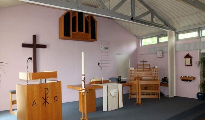 <p>Wie wil, kan zondag naar De Hoeksteen gaan om een dierbare te herdenken. Foto: PR</p>