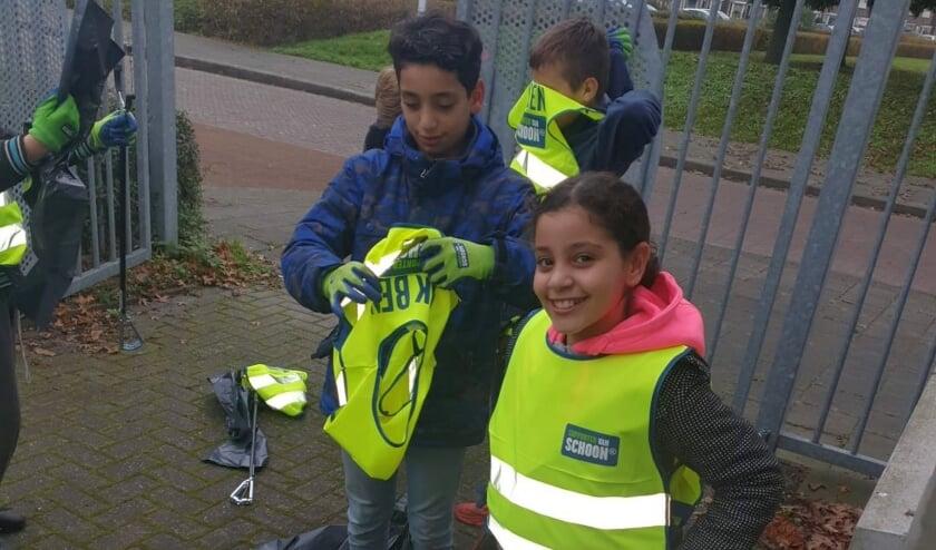 <p>Jongens en meiden van 10 tot 13 jaar kunnen wat bijverdienen met het helpen opruimen.</p>