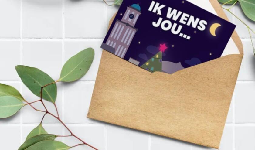 <p>SamenZwolle heeft kaartjes laten ontwerpen om iemand te laten weten dat je aan hem of haar denkt. </p>
