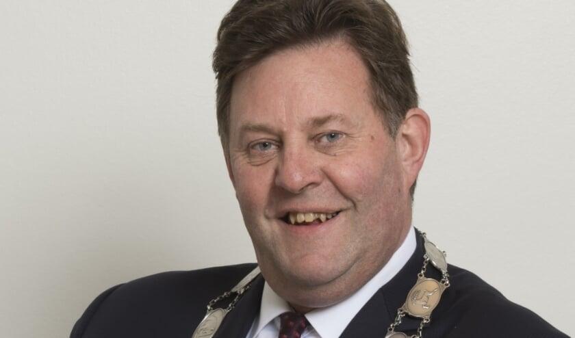 <p>Burgemeester Breunis van de Weerd.</p>