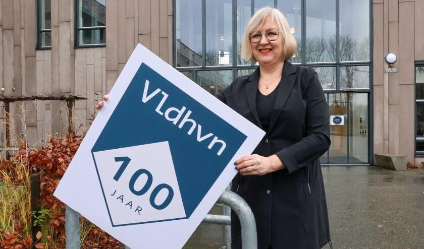 <p>Marjon Middel-van de Laar: &#39;Al sinds 1996 werk ik als co&ouml;rdinator Vrijwilligerswerk Veldhoven bij Cordaad Welzijn, voorheen Stimulans.&#39; FOTO: Bert Jansen.&nbsp;</p>